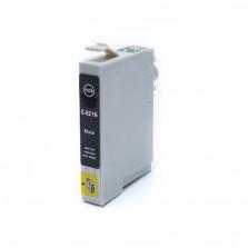 Cartucho de Tinta Compatível com EPSON TO821 R270  R390  RX590 - Preto 12ml