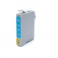 Cartucho de Tinta Compatível com EPSON TO825 R270  R390  RX590  - Light Ciano 12ml
