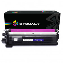 TONER COMPATÍVEL COM BROTHER TN210 MAGENTA 1.4K HL3040/HL3070/HL8070 BYQUALY