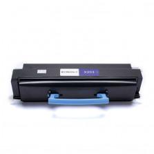 Toner Byqualy Compatível com LEXMARK X203 X204 X204N X203N X203A11G - 2.5K