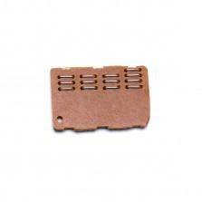 Chip para Toner XEROX 3435 10601414 15 - 10K
