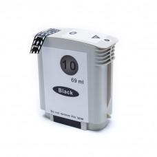 Cartucho de Tinta Compatível HP 10 Preto 69ml Microjet