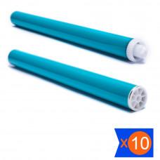 Kit 10 Cilindros para HP CB435 CB436 CE285 CE278 CF283