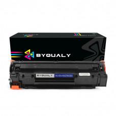 Toner Compatível HP Universal CB435A CB436A CE278A CE285A 2k Byqualy
