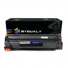 Toner Compatível HP 35A CB435 1005 1006 1.5k Byqualy