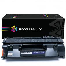 TONER BYQUALY 505A CF280A 2.7K IMPRESSORAS HP PRO 400 P2055