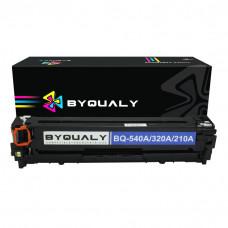 TONER COMPATÍVEL PARA CP1215 PRO 200 CB540 CE320 CF210 PRETO 2.2K BYQUALY