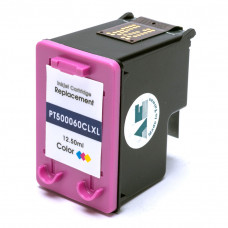 Cartucho de Tinta Compatível HP 60XL Color 12,5ml Microjet
