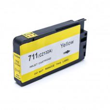 Cartucho de Tinta Compatível HP 711XL Amarelo 29ml