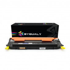 TONER COMPATÍVEL COM SAMSUNG CLT-Y407 CLP325 AMARELO 1K CLX3185 CLP320 BYQUALY