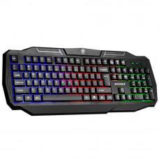 Teclado Gamer EG-207 BACKLIGHT RAINBOW Evolut