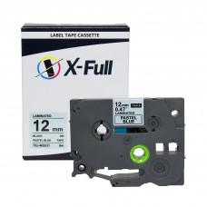 Fita rotuladora TZe-MQ531 12MM Azul Pastel - X-Full