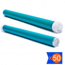 KIT 50 CILINDROS PARA HP Q2612 1010 1012 1015